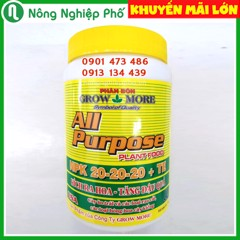 Phân bón lá All Purpose Plant Food 20-20-20+TE