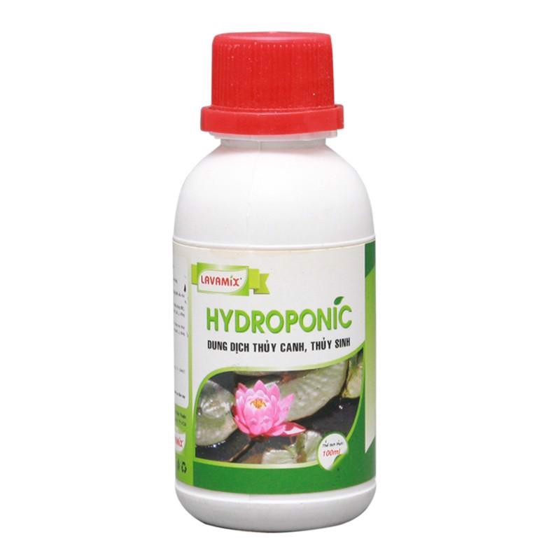 Dung dịch thủy canh, thủy sinh HYDROPONIC