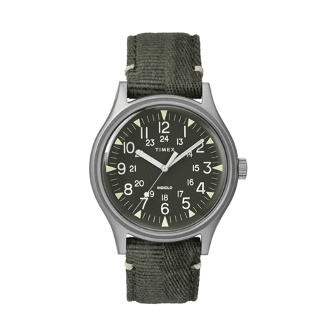 MK1 Steel 40mm Fabric Strap