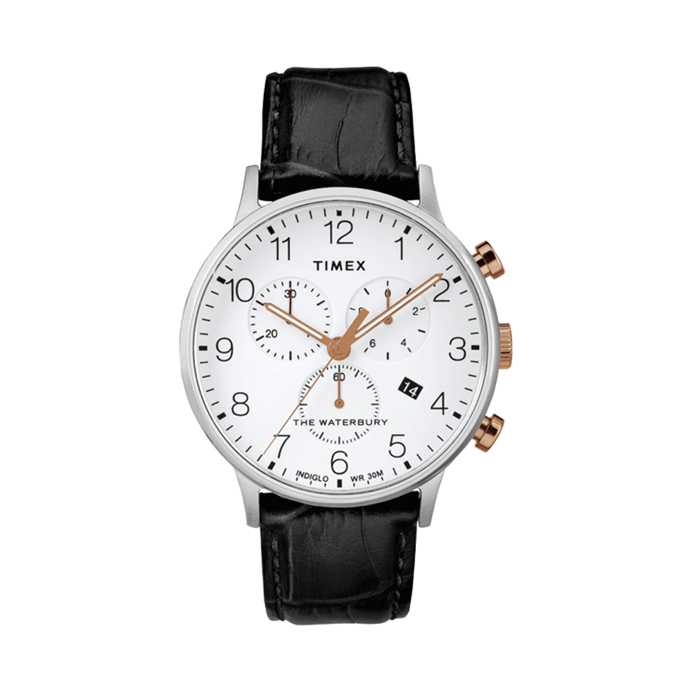 Waterbury Classic Chronograph 40mm