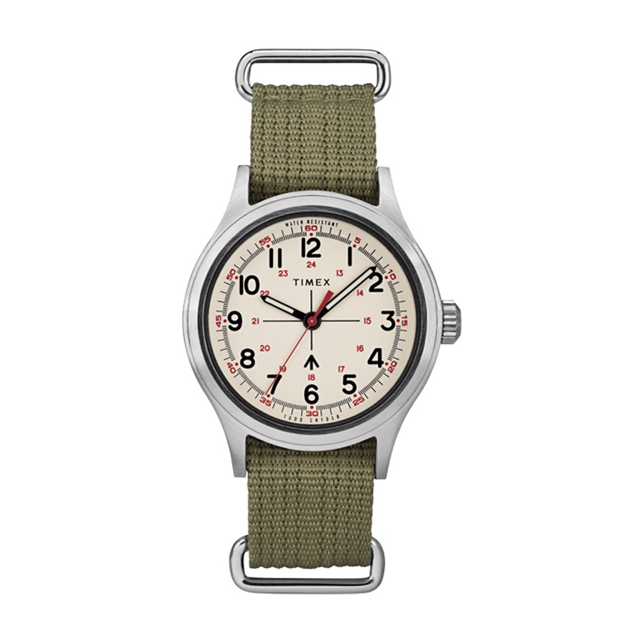 Timex x Todd Snyder Military Inspired 40mm