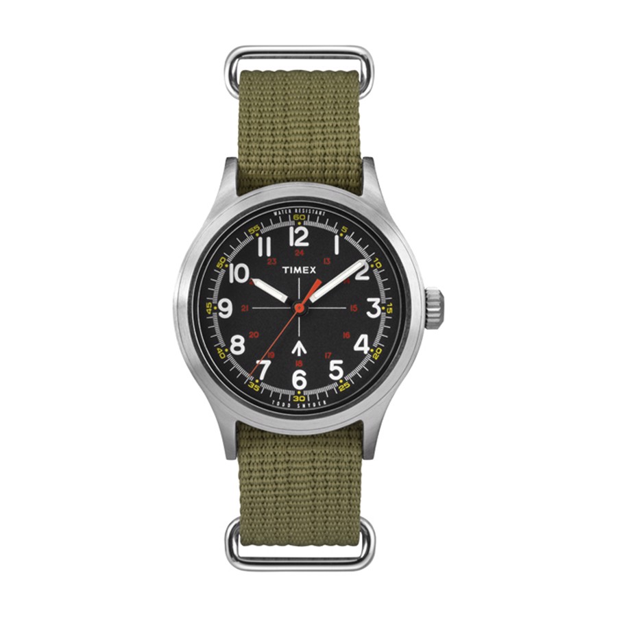 Timex x Todd Snyder Military Inspired