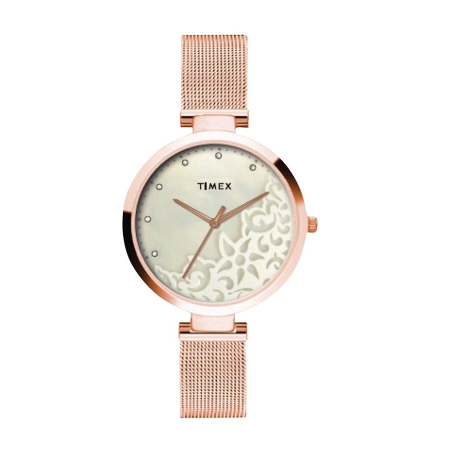 Timex TW000X220E Fashion Analog Watch - For Women