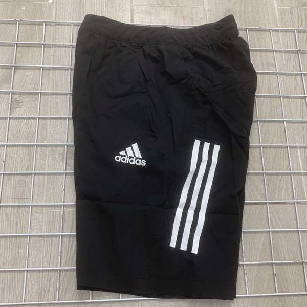 Sample 4KRFT 360 Climachill 3-Stripes 8-Inch Shorts - Black TA2002.05
