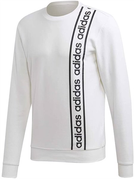 Celebrate the 90s Branded Crew Sweatshirt - White EI5618