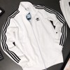 BB Track Jacket White - DV1521
