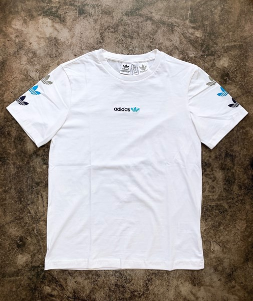 Sample QQP Tape T-Shirt - White HR2107.02