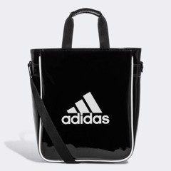 3 - Stripes Classic Shopper Multibag - Black CJ3705
