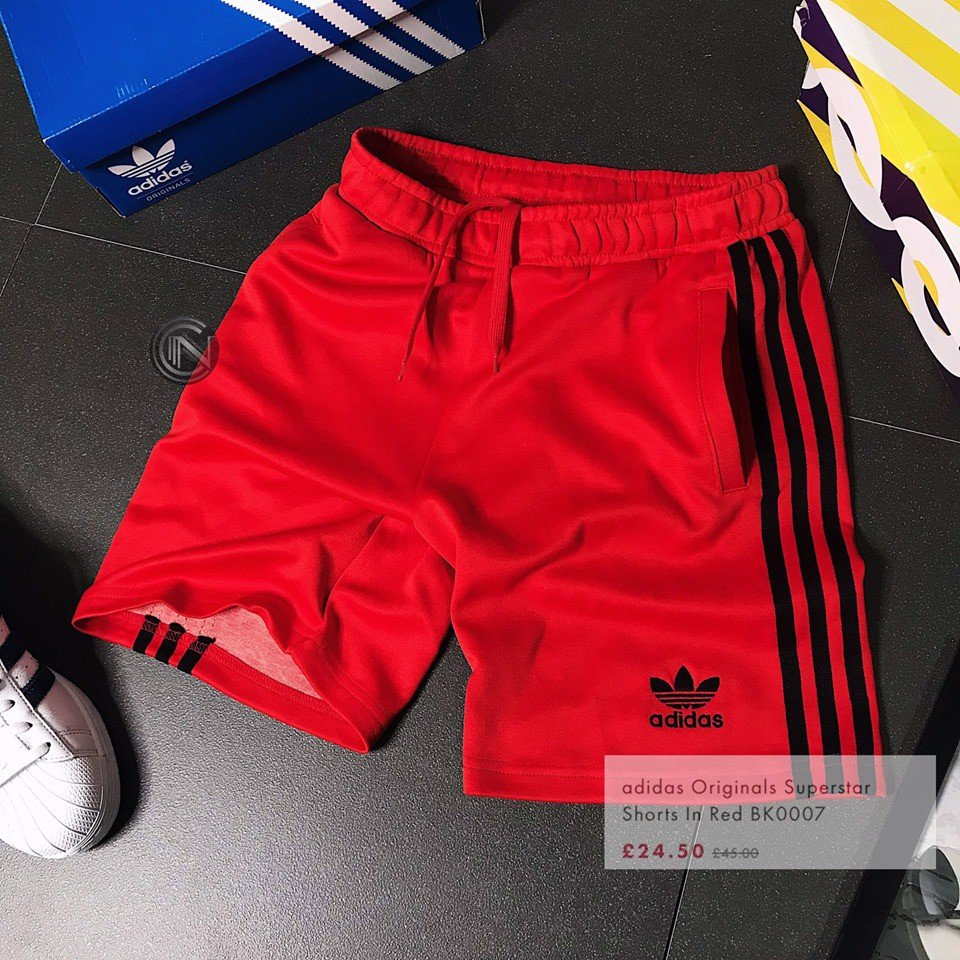adidas Originals Superstar Shorts BK0007