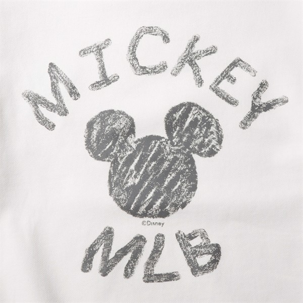 MLB Mickey New York Yankee Tee - White LL2002.02