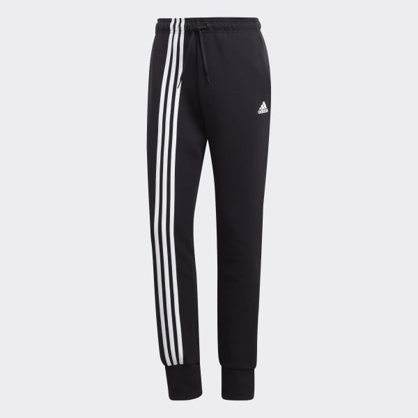 Must Haves 3-Stripes Pants - Black DX7972