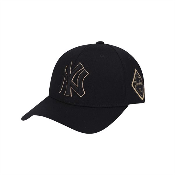 MLB New York Yankees Diamond Adjustable Cap - Black HR2304.01