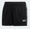 Tape Shorts Black EC0768