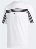 Adidas 3-Stripes Tee - White FM1529