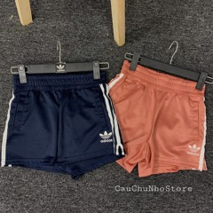 Adidas 3-Stripes Shorts - Blue CY4763