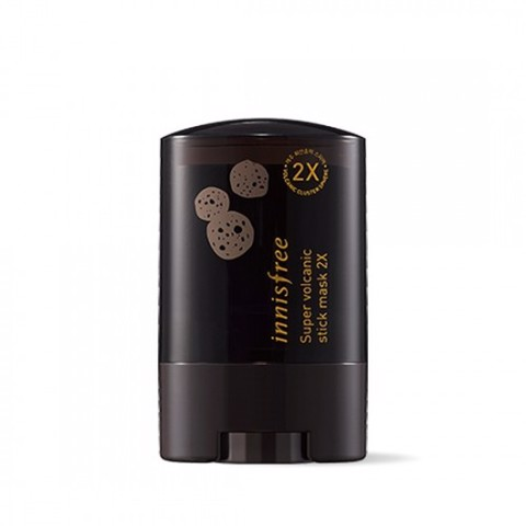 Lăn mụn Innisfree Super Volcanic Stick Mask 2X