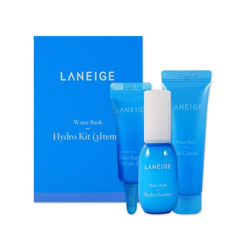 Kit Laneige Hydro 3 items