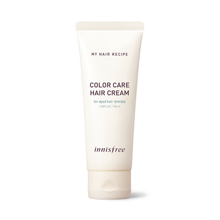 Color Care Hair Cream Innisfree