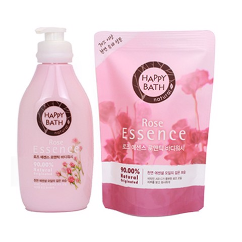 Sữa tắm Happy Bath Rose