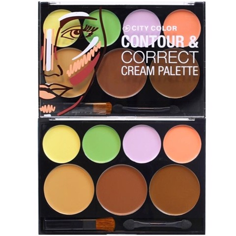 City Color Contour & Correct Palette
