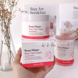 Kem dưỡng Rose Water Base Gel Cream 100g