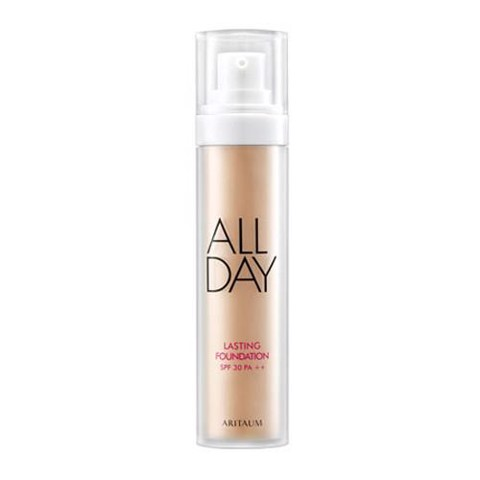 All day lasting foundation