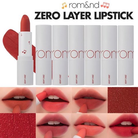Son Romand Zero Layer Lipstick