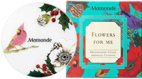 Cushion Mamonde Flowers For Me