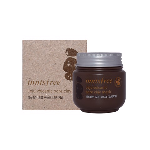 Innisfree jeju-pore clay mask