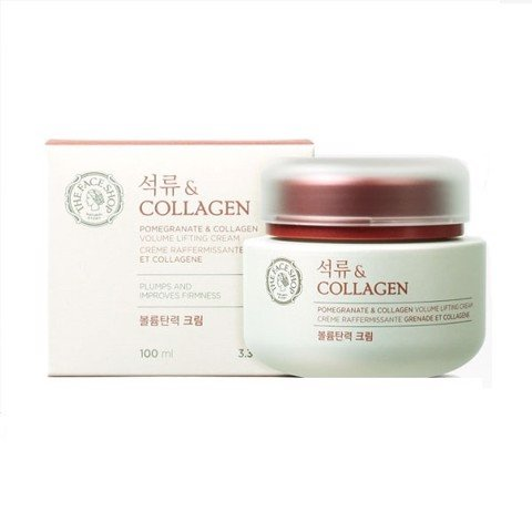 Kem Collagen lựu TFS