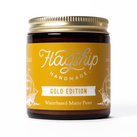 Flagship Summer Pomade - Gold Edition Matte Paste