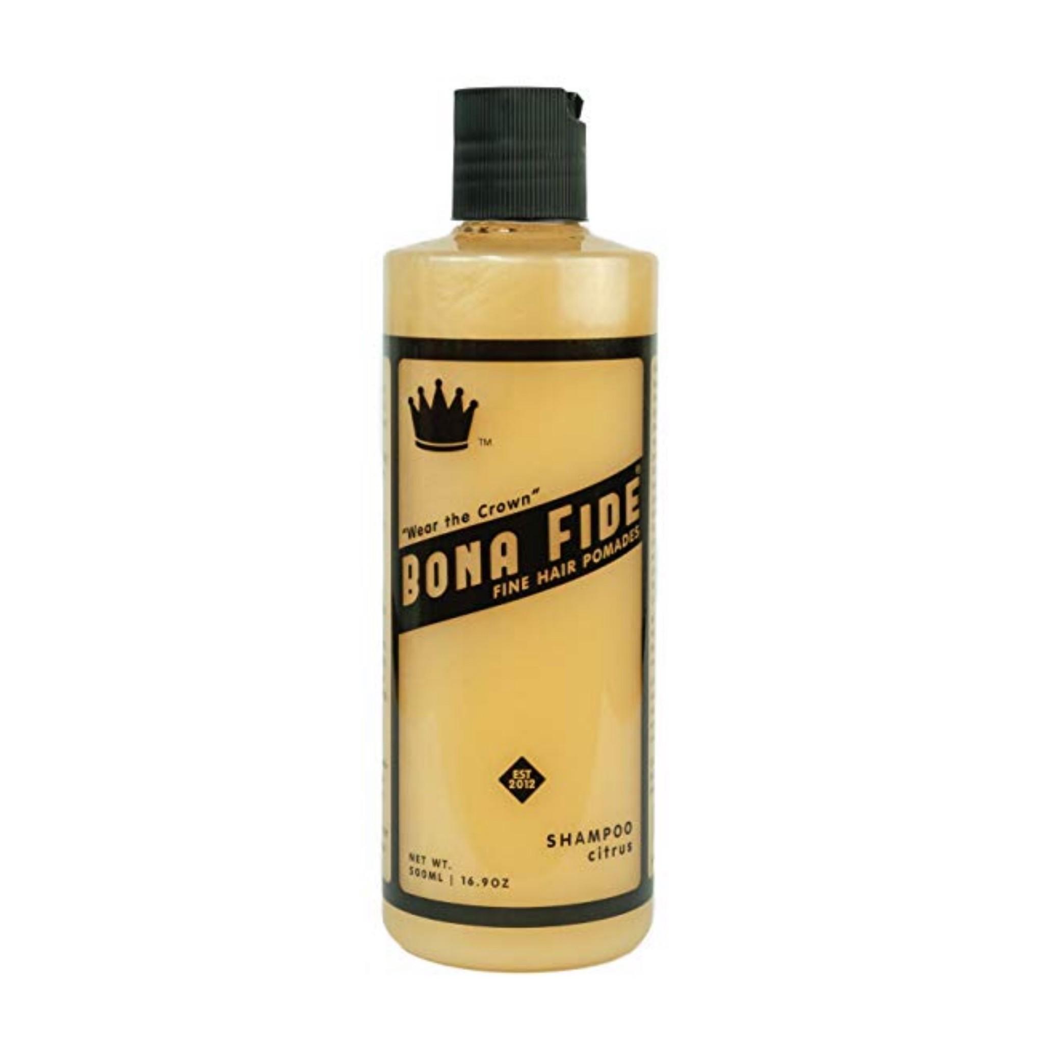 Dầu gội dưỡng tóc Bona Fide Shampoo