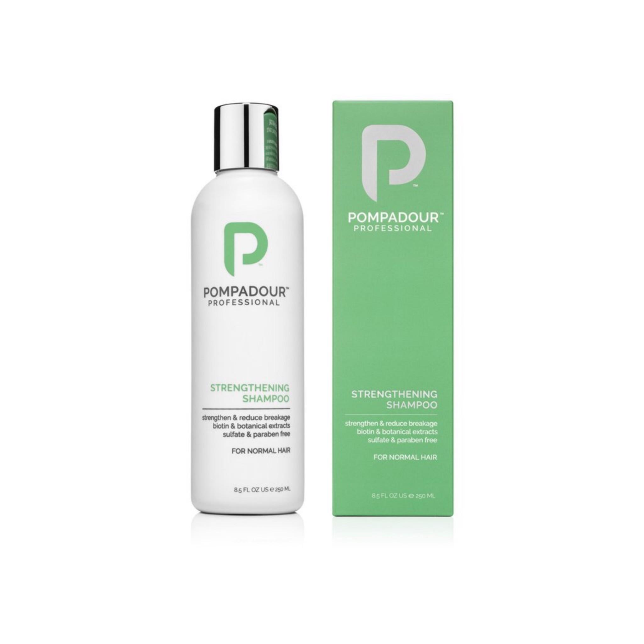 Dầu gội tăng cường dưỡng tóc Pompadour Pro. Strengthening Shampoo 8.5 oz