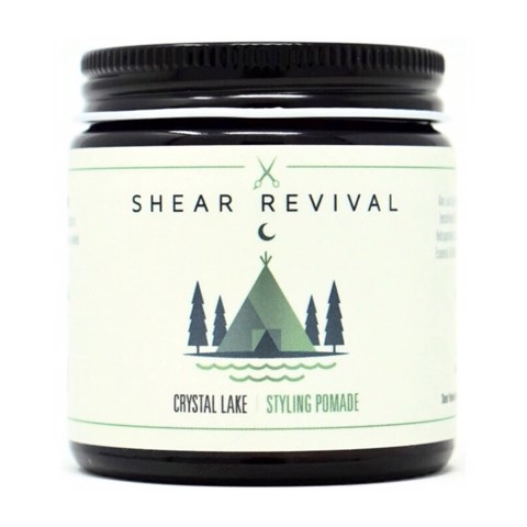 Shear Revival. Crystal Lake Styling Pomade (Bản nâng cấp mới của Water Based Pomade)