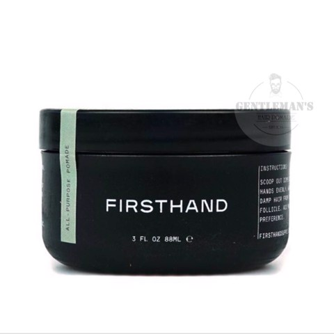 [TẶNG LƯỢC TẠO PHỒNG] Firsthand Supply. All-Purpose Pomade 3oz