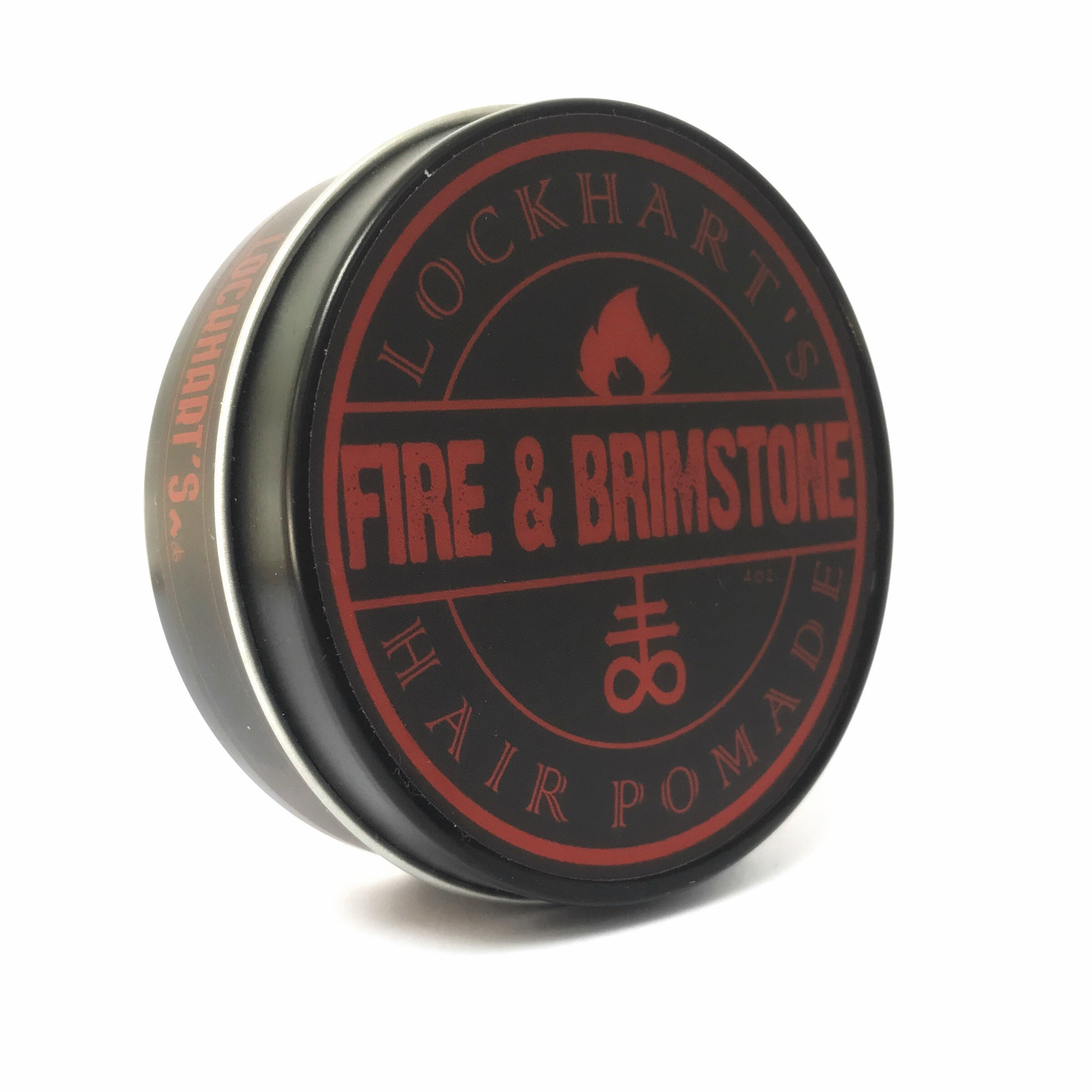 Lockhart's Authentic. Fire and Brimstone