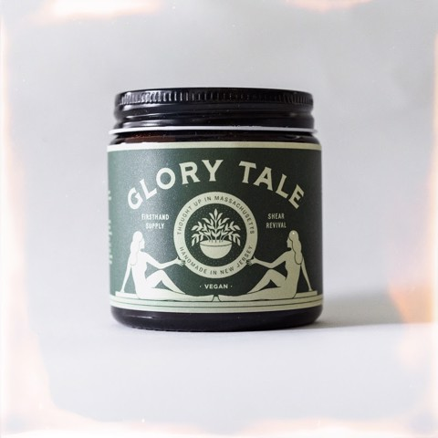 Sáp vuốt tóc Glory Tale Texturizing Cream Clay - Firsthand Supply x Shear Revival