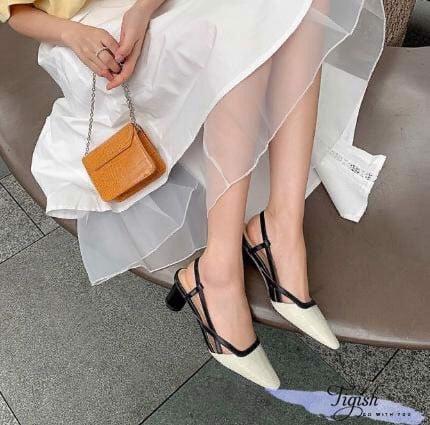 giày cao gót kiểu mới cực xinh giá tốt