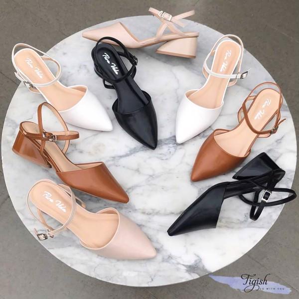 giày cao gót cực xinh tại xưởng Tigish
