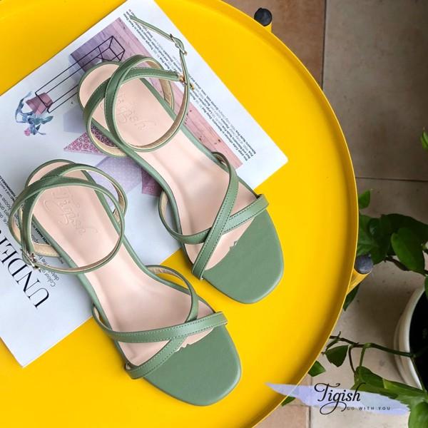 giày cao gót 5p kiểu mới xinh xắn