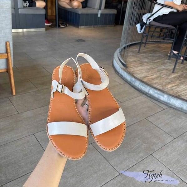 Sandal xẹp nữ