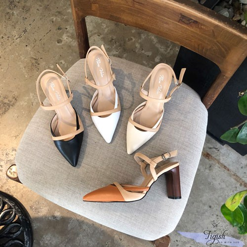 sỉ giày cao gót mẫu mới cực hot