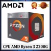 CPU AMD Ryzen 3 2200G 3.5 GHz