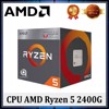 CPU AMD Ryzen 5 2400G 3.6 GHz