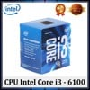 CPU INTEL CORE I3 6100 TRAY