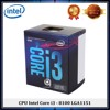 CPU INTEL CORE I3 8100 NEW BOX