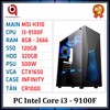 PC Intel core i3 - 9100F