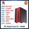 PC Intel core i5 - 9400