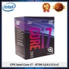 CPU INTEL CORE I7 8700 SK1151 V2 COFFEE LAKE NEW BOX