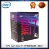 CPU INTEL CORE I7 8700K SK1151 V2 COFFEE LAKE NEW BOX